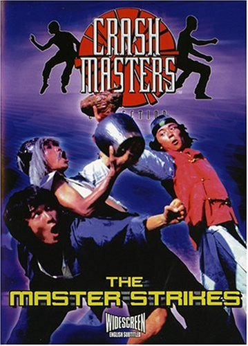 Master Strikes: Crash Masters Collection DVD Image