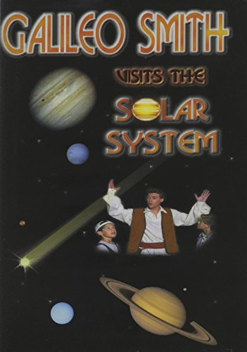 Galileo Smith Visits The Solar System DVD Image