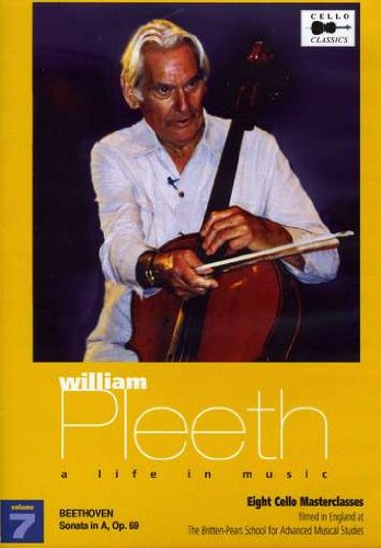 William Pleeth: A Life In Music, Vol. 7 DVD Image