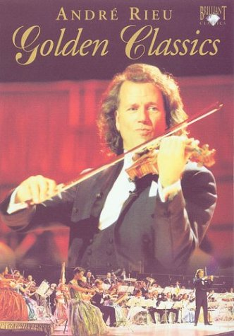 Andre Rieu: Golden Classics: Live From The Royal Albert Hall DVD Image