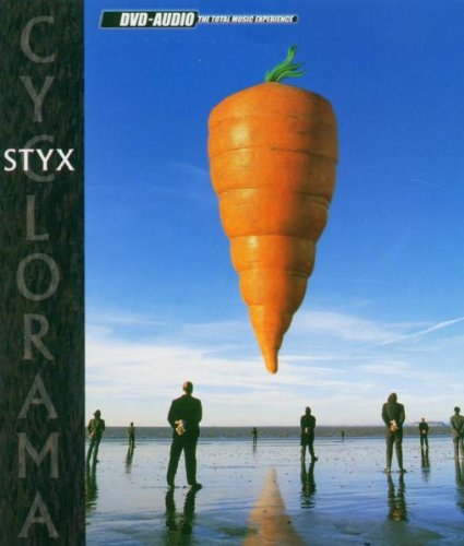 Styx: Cyclorama (Audio-Only DVD) DVD Image