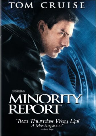 Minority Report (Single-Disc Edition/ Widescreen) DVD Image
