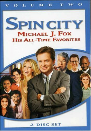 Spin City: Michael J. Fox: His All-Time Favorites #2 DVD Image