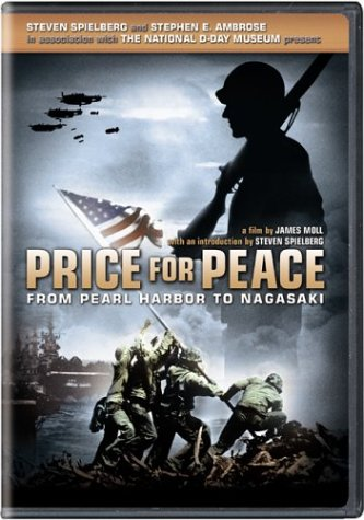 Price For Peace DVD Image