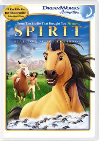 Spirit: Stallion Of The Cimarron (Movie-Only Edition/ Pan & Scan) DVD Image
