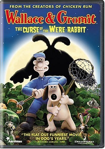 Wallace & Gromit: Curse Of The Were-Rabbit (Widescreen) DVD Image