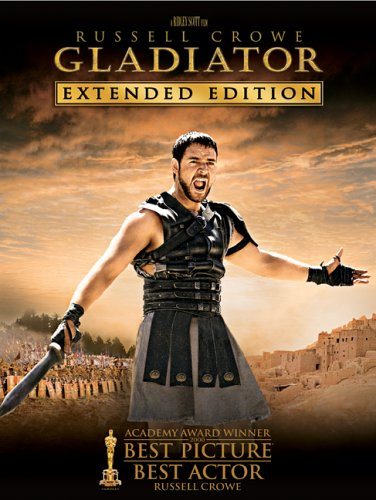 Gladiator (2000/ Extended Edition/ 3-Discs) DVD Image
