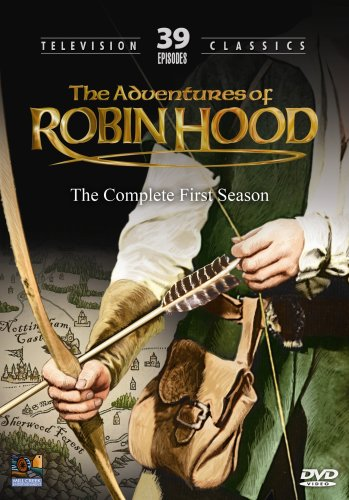 Adventures Of Robin Hood (1955/ Mill Creek Entertainment): The Complete 1st Season DVD Image