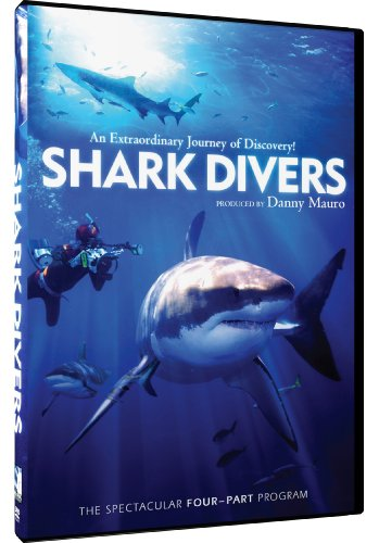 Shark Divers - 4-Part Documentary Series DVD Image