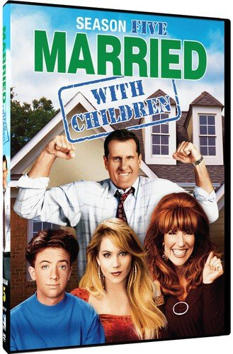 Married With Children: Season 5 DVD Image