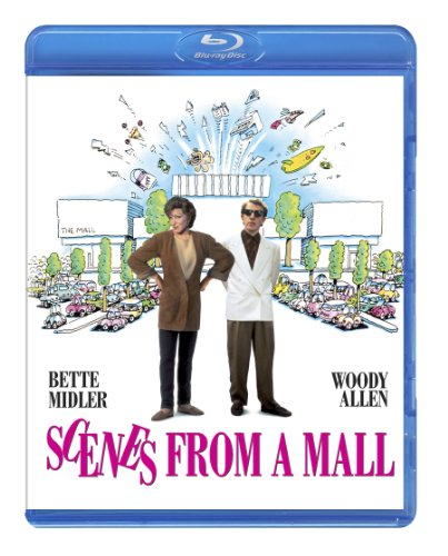 Scenes from a Mall [Blu-ray] DVD Image