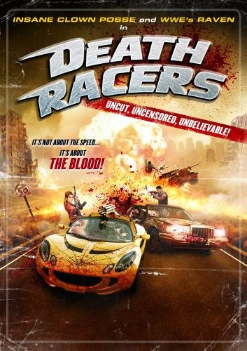 Death Racers DVD Image