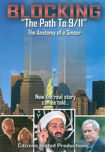 Blocking The Path To 9/11 DVD Image