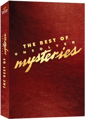 Unsolved Mysteries: The Best Of Unsolved Mysteries DVD Image