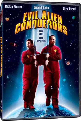 Evil Alien Conquerors (First Look) DVD Image