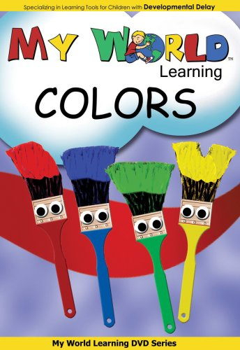 Colors (UNK/ My World Learning) DVD Image