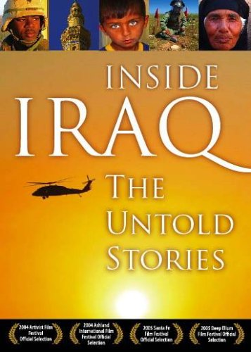 Inside Iraq: The Untold Stories DVD Image