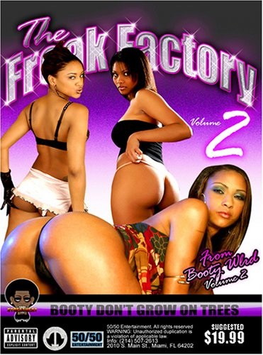 Freak Factory, Vol. 2 DVD Image