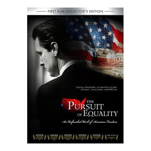 Pursuit Of Equality DVD Image