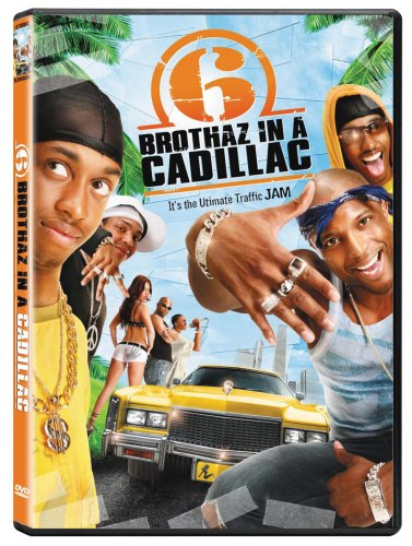 6 Brothaz In A Cadillac DVD Image