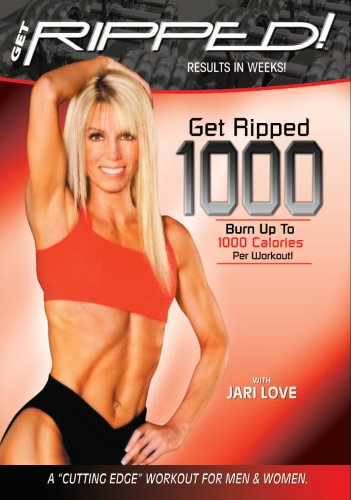 Get Ripped!: Ripped 1000 DVD Image