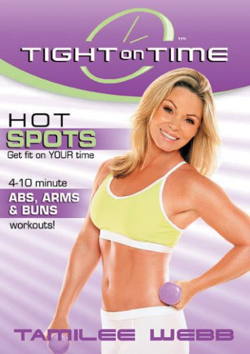 Tamilee Webb: Tight On Time: Hot Spots DVD Image