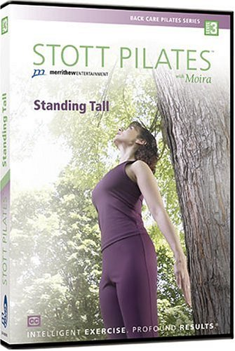 Stott Pilates: Standing Tall: Back Care, Level 3 DVD Image