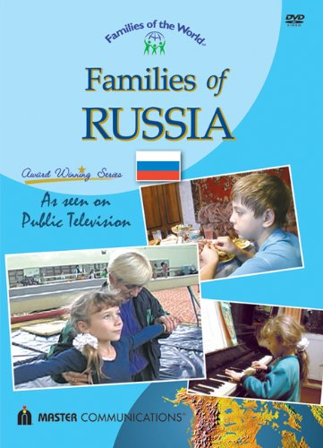 Families Of Russia DVD Image