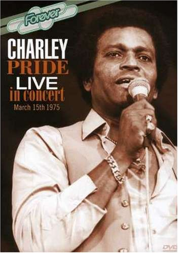 Charley Pride: Live In Concert: March 15th 1975 DVD Image