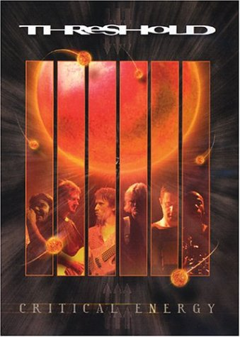 Threshold: Critical Energy DVD Image