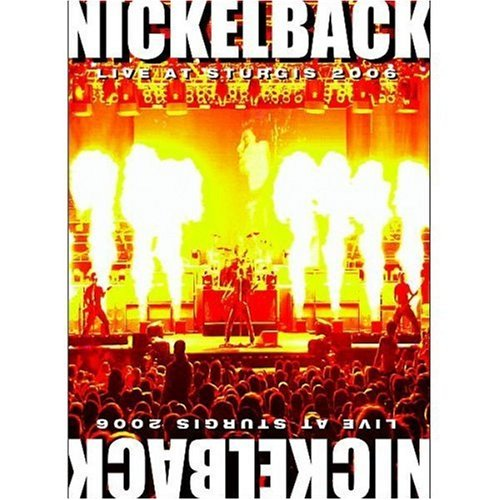 Nickelback: Live From Sturgis (Steamhammer) DVD Image