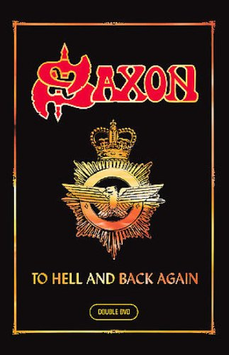 Saxon: To Hell And Back Again DVD Image