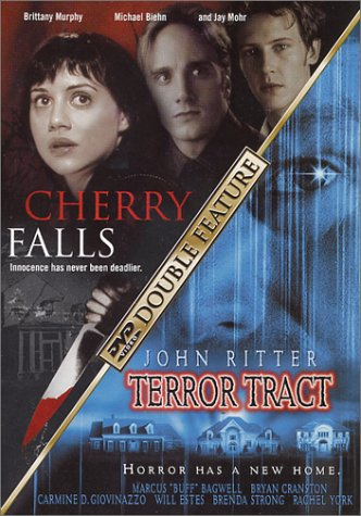 Cherry Falls / Terror Tract DVD Image
