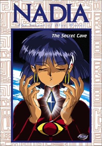 Nadia: The Secret Of Blue Water #08: The Secret Cave DVD Image