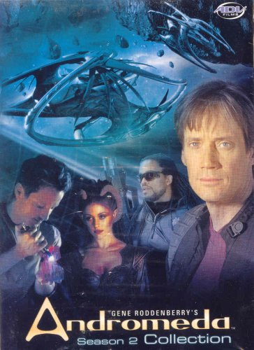 Gene Roddenberry's Andromeda #2: Season 2 Collection DVD Image