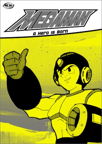 MegaMan #1: A Hero Is Born (2-Pack) DVD Image