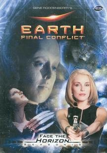 Gene Roddenberry's Earth: Final Conflict: Season 5: Face The Horizon DVD Image