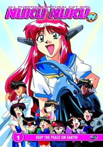 All Purpose Cultural Cat Girl Nuku Nuku TV #1: Keep The Peace On Earth DVD Image