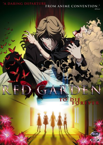 Red Garden (A.D. Vision) #6: To Die Forever DVD Image