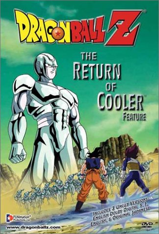 Dragon Ball Z: The Movie #06: Return Of Cooler (Unedited Version) DVD Image