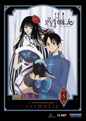 XXXHOLiC #5: Fifth Collection DVD Image