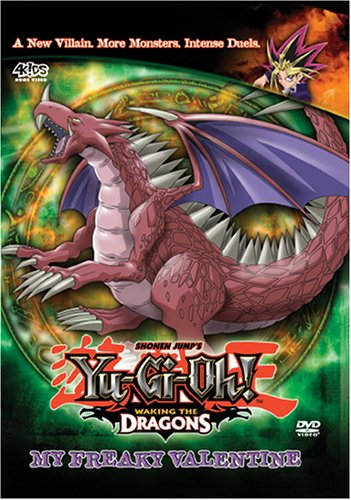 Yu-Gi-Oh!: Season 4, Vol. 2: Waking The Dragons: My Freaky Valentine DVD Image