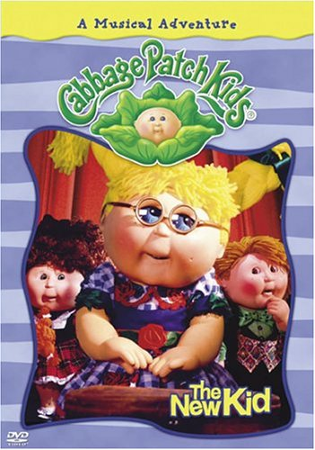 Cabbage Patch Kids #4 The New Kid (Edited) DVD Image