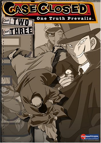 Case Closed: Case 2 & 3: One Truth (Starter Set) DVD Image