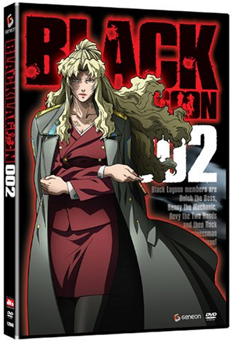 Black Lagoon (FUNimation) #2 (Limited Edition) DVD Image