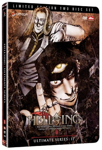 Hellsing Ultimate OVA Series (FUNimation) #2 (Limited Edition) DVD Image