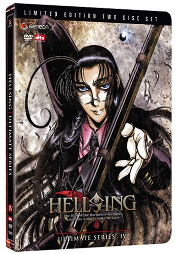 Hellsing Ultimate OVA Series (FUNimation) #4 (Special Edition) DVD Image