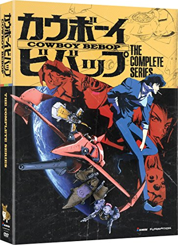 Cowboy Bebop: The Complete Series DVD Image