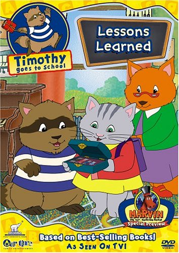 Timothy Goes To School #1: Lessons Learned DVD Image