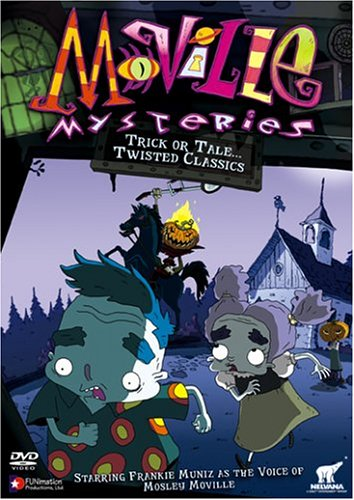 Moville Mysteries #1: Trick Or Tale Twisted Classics DVD Image